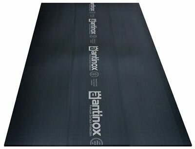 Antinox® Recycled Protection Boards 2.4m x 1.2m Black DIY Dust Sheets 132335