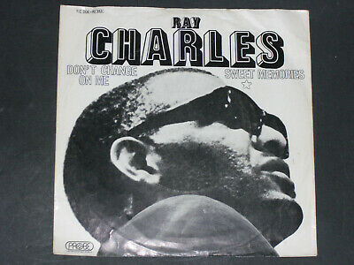 7-Single-Soul-RAY CHARLES-Don't change on me