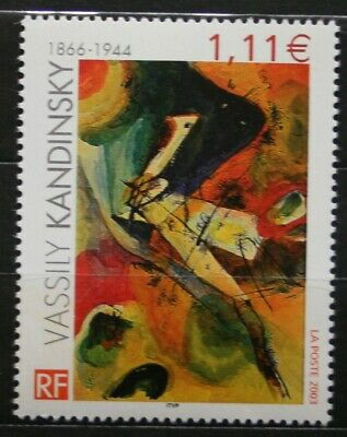 2003 FRANCE TIMBRE Y & T N° 3585 Neuf * * SANS CHARNIERE