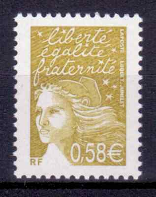 2003 FRANCE TIMBRE Y & T N° 3570 Neuf * * SANS CHARNIERE