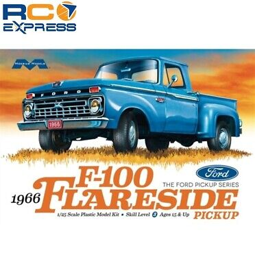 Moebius Models 1/25 Ford F-100 Flareside Pickup MOE1232