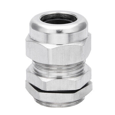 M20*1.5 Metal Waterproof Connector Fastener Locknut Stuffing Cable Gland