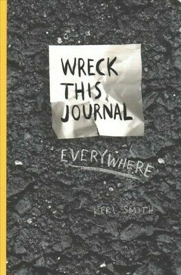 Wreck This Journal Everywhere, Paperback by Smith, Keri, ISBN 1846148588, ISB...