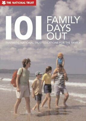 101 Family Days Out, Sankey, Charlotte, Used; Good Book