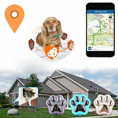 IP66 V30 Waterproof GPS Dog Cat Tracker Anti-Lost Locator Real Time Tracking