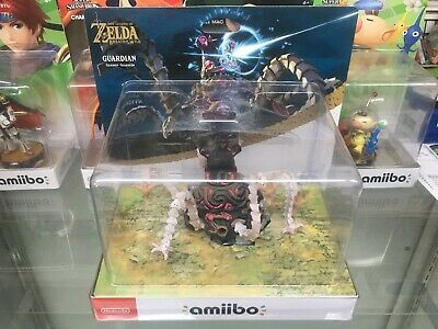 GUARDIAN Amiibo Nintendo Legend of Zelda Breath of the Wild NEW Sealed!! Great!