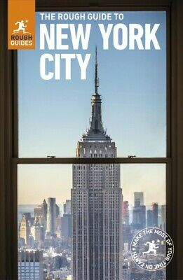 ROUGH GUIDE TO New York City Manhatton United States of America
