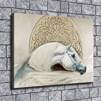 """12""""x16""""Arabian horses HD Canvas Print Home Decor room Painting Wall Art Picture"""