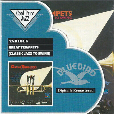 CD Lee Collins, a.o. Great Trumpets (Classic Jazz To Swing) RCA