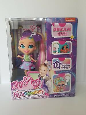 JoJo Loves Hairdorables - D.R.E.A.M. Limited Edition Doll 2019 Hard To Find Toy