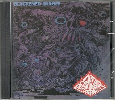 MORTUARY - Blackened Images CD