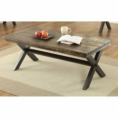 Union Rustic Dunia Wood Coffee Table 609 99 Picclick