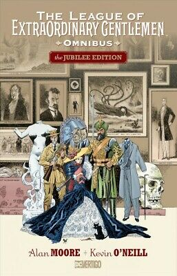 League of Extraordinary Gentlemen Omnibus 1 : The Jubilee Edition, Hardcover ...