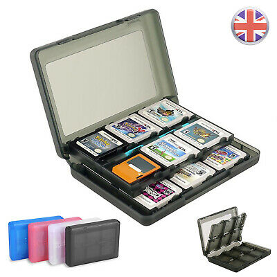 New 28 in 1 Game SD Card Storage For Nintendo Case Holder 3DS DS DSi XL LL