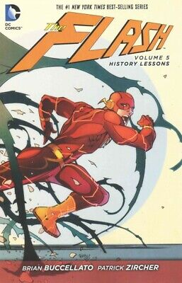 Flash 5 : History Lessons, Paperback by Buccellato, Brian; Gage, Christos N.;...
