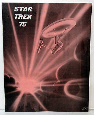 Star Trek Magazine from 1975