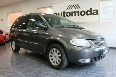 Chrysler voyager 2.5 crd cat limited 1 proprietario