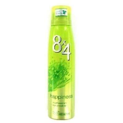 8x4 Happiness Deodorant spray 150 mL
