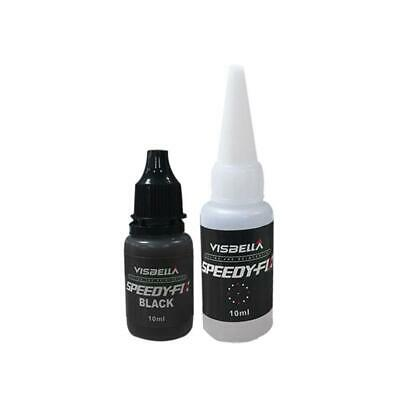 Speedy-Fix Instant Adhesive & Welding Powders 10ml Rapid Fix Filling Reinforcing