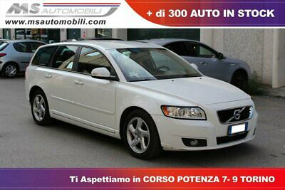 Volvo V50 D2 POLAR PLUS Unicoproprietario