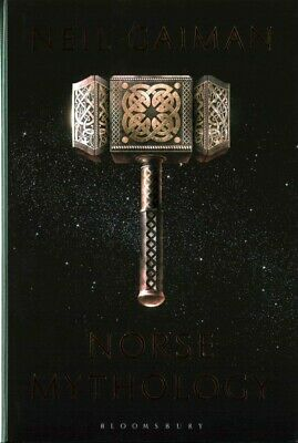 Norse Mythology, Hardcover by Gaiman, Neil, ISBN-13 9781408886816 Free P&P in...