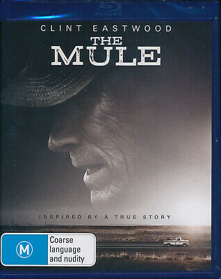 The Mule (2018) - Blu-ray (NEW & SEALED)