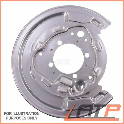 Back Protection Plate Brake Disc Front Right Rh Mercedes Benz W124 S124