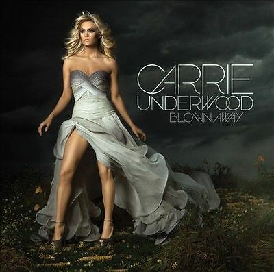BLOWN AWAY Carrie Underwood (CD, 2012, Arista) NEW