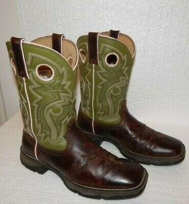 5caaa499752 DURANGO WOMEN'S MEADOW n' Lace Saddle Western Boots RD3573 - $140.00 ...