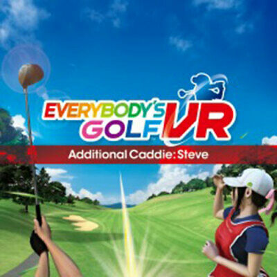 Everybody's Golf VR PS4 Playstation 4 Bonus Extras DLC requires Game EMAILED NEW