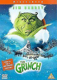 The Grinch [DVD] [2000], DVDs