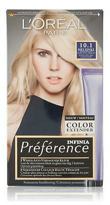 Loreal Haarverf Infinia Préférence - 10.1 Extra Licht Asblond