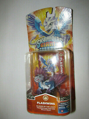 Activision Skylanders Giants Flashwing 2012 Single Character Core Series 2 NEW