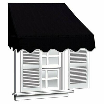 Save ENERGY BLOWOUT SavAwn Retractable 4x2x2 Forrest Green Window//Door Awning