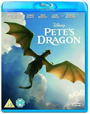 Pete's Dragon [Blu-ray], New, DVD, FREE & Fast Delivery