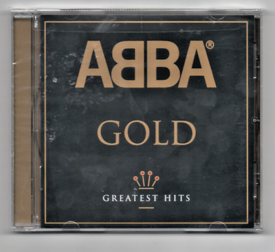 Abba Gold Greatest Hits CD Dancing Queen