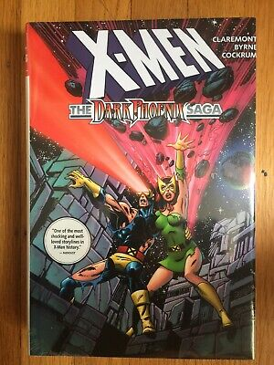 Marvel Comics X-MEN DARK PHOENIX SAGA OMNIBUS (2018) 668 pages Global Shipping