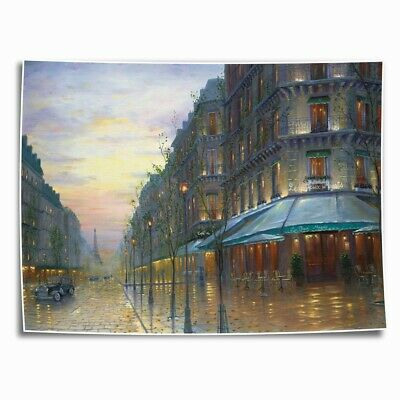 """Disney HD Canvas print Painting Home Decor Picture Room Wall art Poster 14""""x24"""""""