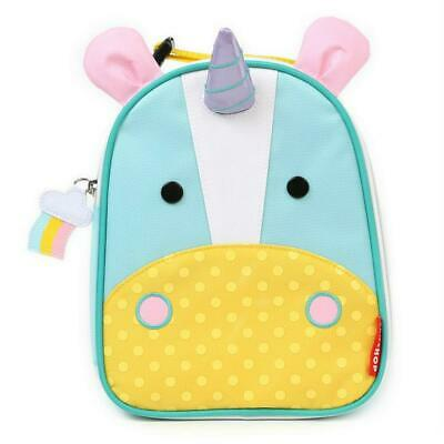 Skip Hop Zoo Lunchies Insulated Lunch Bag (Unicorn) Skip Hop Free Shipping!