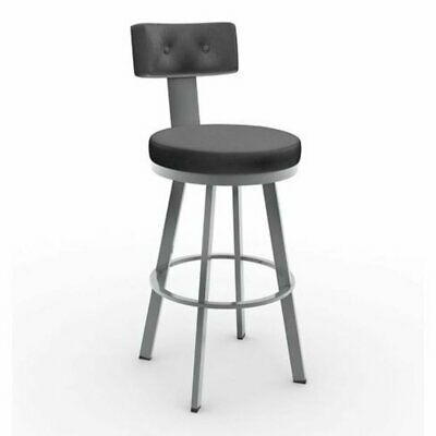 Outstanding Amisco Corey 27 5 In Swivel Counter Stool 379 80 Picclick Bralicious Painted Fabric Chair Ideas Braliciousco