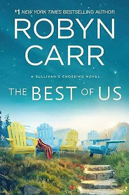 The Best Of Us by Robyn Carr Paperback Book Free Shipping!
