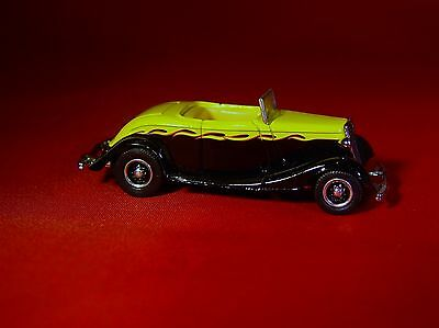 100% Hot Wheels '34 Ford Roadster Street Rod Show Car Rubber Tire Limited