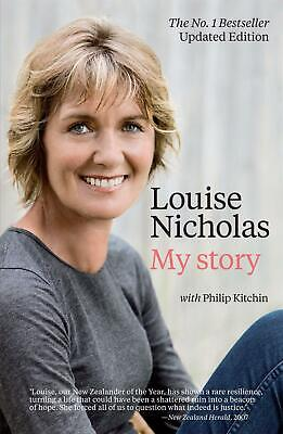 Louise Nicholas: My Story by Louise Nicholas Paperback Book Free Shipping!