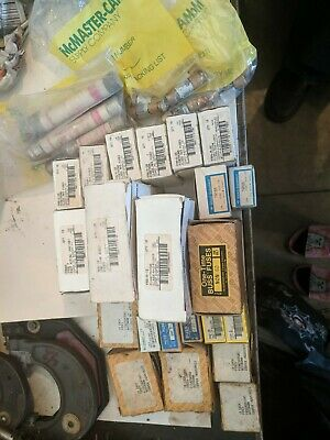 Large Lot Of Assorted Buss Fuses Cartridge Type