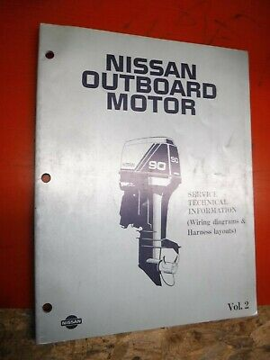 Nissan Outboard Motor Wiring Diagram - All Diagram Schematics on
