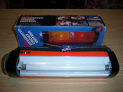 6 in One Integrated Circuit Lantern - All purpose - Battery / 12 Volt No. 332