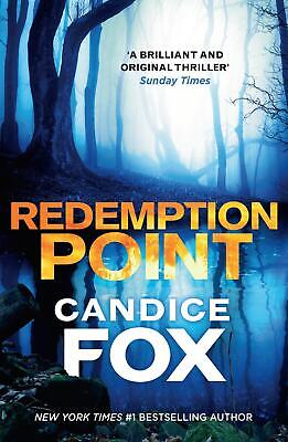 Redemption Point by Candice Fox Paperback Book Free Shipping!