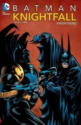 Batman Knightfall 3 : Knightsend, Paperback by Moench, Doug; Grant, Alan; Dix...