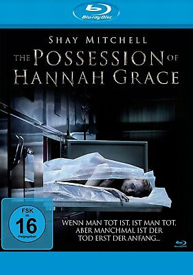 The Possession of Hannah Grace - (Shay Mitchell) # BLU-RAY-NEU