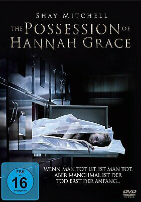 The Possession of Hannah Grace - (Shay Mitchell) # DVD-NEU